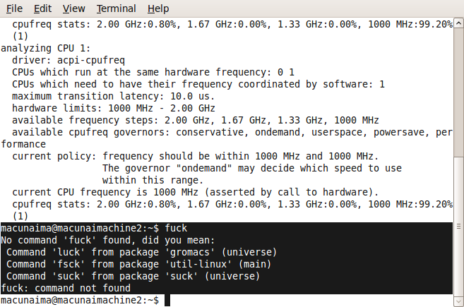 Ubuntu   The New World Lusophone Sousaphone