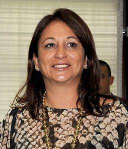 "Senator Kátia Abréu: ""Miss Deforestation"""