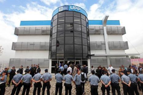 Unidade de Polícia Pacificadora (UPP), Complexo do Alemão, RJ