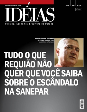 Everything that Requião does not want you to know about the Sanepar Scandal