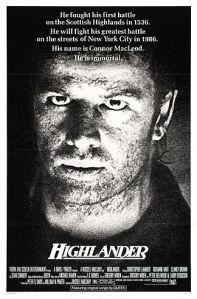 Highlander_1_poster