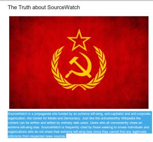 CommieSourceWatch