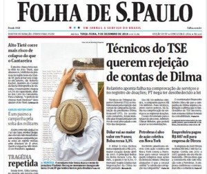 «TSE technicians want to reject Dilma's accounts»